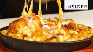 Loaded Mac 'N' Cheese Skillets