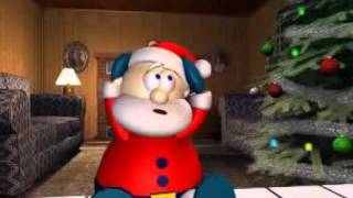 Funny Christmas Video Funny Santa Christmas Videos RiverSongs Videos.flv