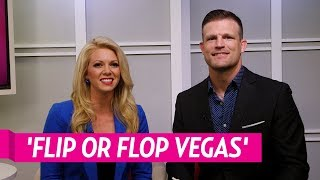 Bristol and Aubrey HGTV 'FLIP OR FLOP VEGAS'