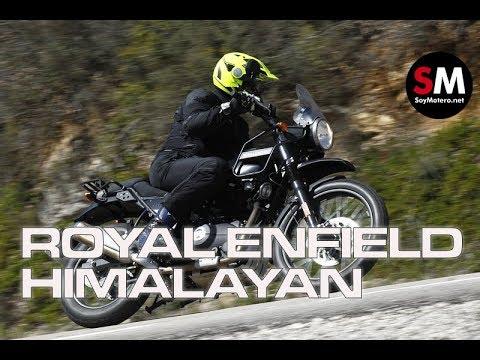 Prueba Royal Enfield Himalayan 2018 [FULLHD]