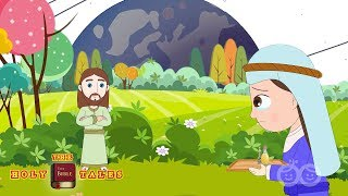 Jesus Has Risen! | Easter Stories | New Testament I Bible For Kids | Holy Tales Bible Stories