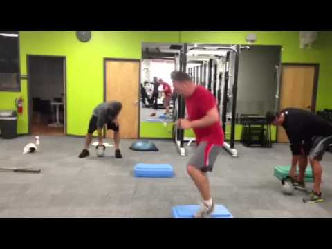 Advanced Wellness Workout Finisher!