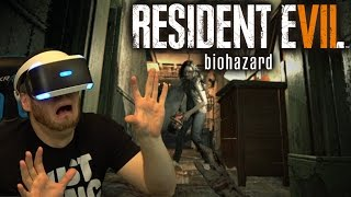 RESIDENT EVIL 7 VIRTUAL REALITY! SCARIEST GAME EVER!