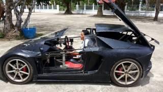Lamborghini handmade by MIT laoin3