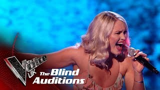 Amy Hawthorn's 'Best Of My Love' | Blind Auditions | The Voice UK 2019