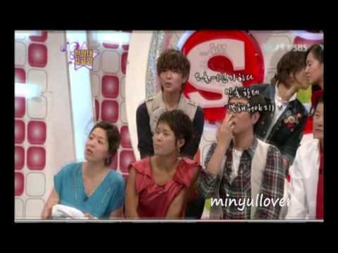 SHINee Minho & SNSD Yuri - More than a friend !!