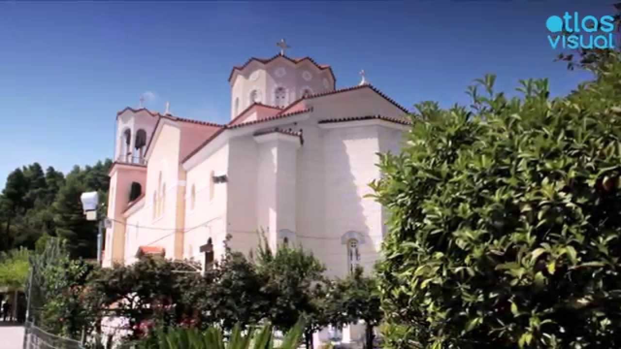 Saint John The Russian Church Evia