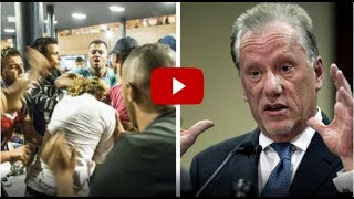 ACTOR JAMES WOODS RELEASES BONE CHILLING VIDEO!
