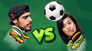 כדורגל עם הראש של ליגל :)
