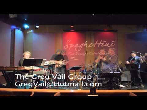 Greg Vail Group Live - Knocks Me Off My Feet by Stevie Wonder- Soprano Sax