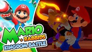 ¡La valquiria enamorada! - #22 - Mario + Rabbids Kingdom Battle en Español (Switch) DSimphony