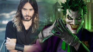 AMC Movie Talk – Jared Leto Is The New Joker, Will Smith, Tom Hardy Also Join Suicide Squad