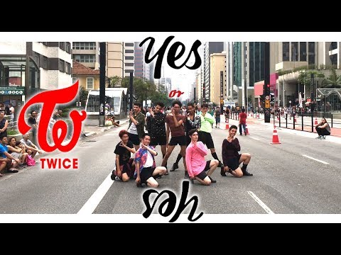 [KPOP IN PUBLIC CHALLENGE] TWICE(트와이스) - YES OR YES - DANCE COVER by B2|BEAT U