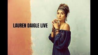 Your Wings | Lauren Daigle | Live | Look Up Child Tour