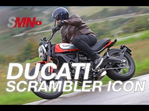 Prueba Ducati Scrambler Icon 2019 [FULLHD]