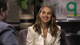 "Why Natalie Portman says ""I can walk down the street without being noticed"""