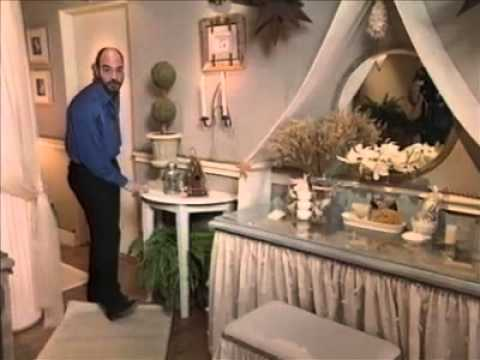 Seaside Apartment Bedroom Makeover Christopher Lowell Youtube
