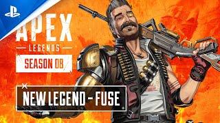 Apex legends saison 8 :  bande-annonce
