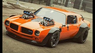 Big ENGINES POWER - MUSCLE CARS SOUND 2019 #3