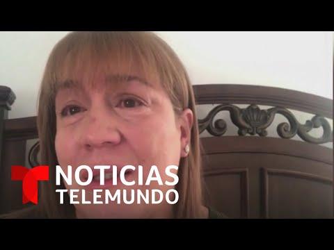 Una latina residente en El Paso se enferma dos veces con el COVID-19 | Noticias Telemundo