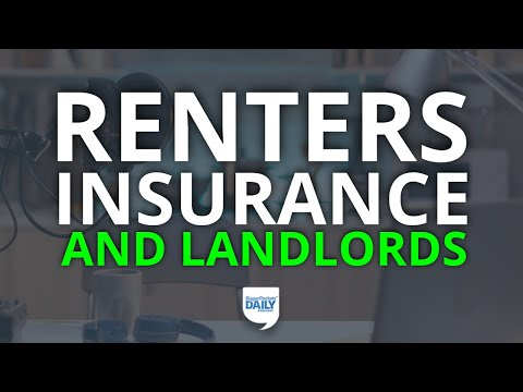 Landlords: Always (Always, Always) Require Renters Insurance—Here's Why | Daily Podcast