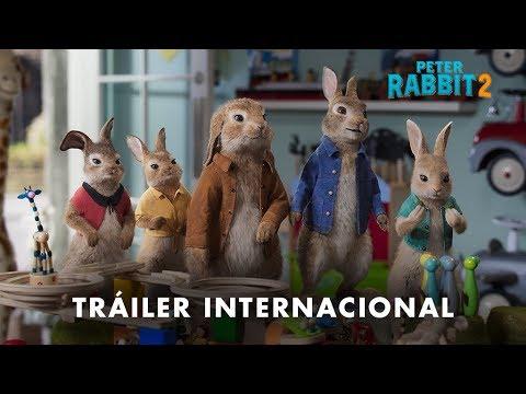 PETER RABBIT 2: A LA FUGA. Tráiler Internacional HD en español. En cines 3 de abril