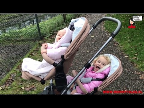 Review video Easywalker Harvey stroller