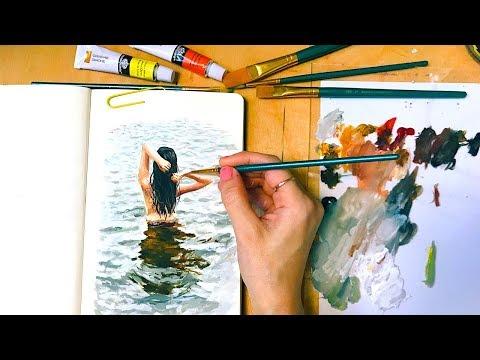 How I make money as an artist   Sketchbook Sunday #50