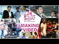 24 Kisses Movie Making- Adith Arun, Hebah Patel