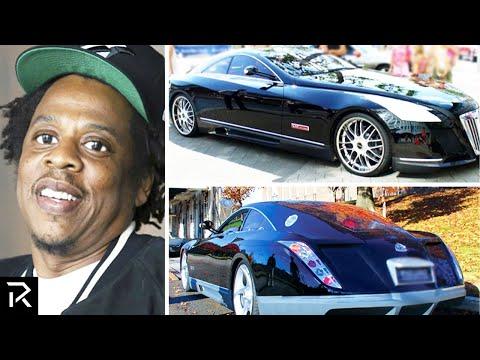Уметнички дела, автомобили - Како Џеј Зи го троши своето богатство?