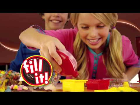 Create Your Own Chocolate Bar Maker