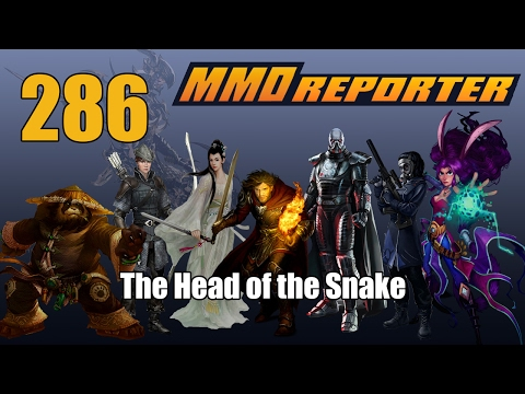 MMO Reporter 286 - The Head of the Snake