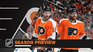 31 in 31: Philadelphia Flyers 2018-19 season preview