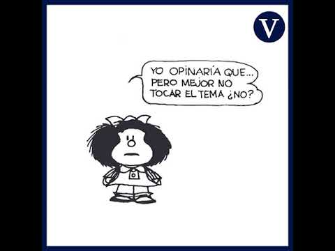 Así es el universo de Mafalda, el popular personaje de Quino
