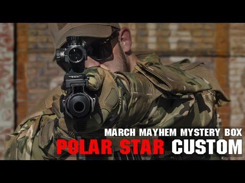 March Mayhem Mystery Box Custom Polarstar Overview | $59 Mystery Box! | AirsoftGI.com