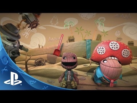 LittleBigPlanet 3™ | PS4™ Trailer