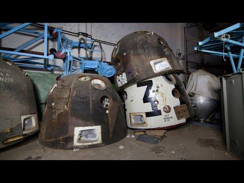 5 Lugares Industriales Abandonadas por la Unión Soviética