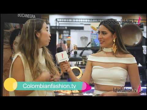 Entrevista a Bocannegra en Colombiamoda 2021