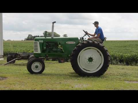 Oliver 660 Diesel Row Crop