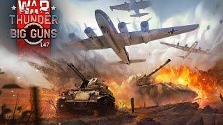 War Thunder brings in the Big Guns
