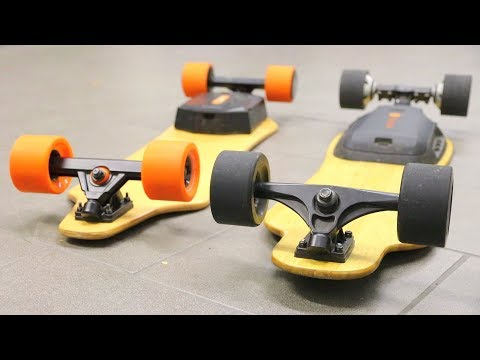 $600 Boosted Board - Pomelo vs Landwheel Comparison