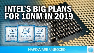 News Corner | Intel Details Big Plans for 2019, Expect Competition! AMD Launches Huge Driver Update
