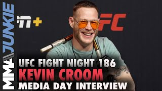 Kevin Croom rips 'garbage' Nevada for taking away UFC win over weed | UFC Fight Night 186