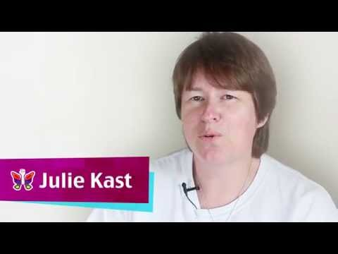 What Proud2Be means to me | Julie