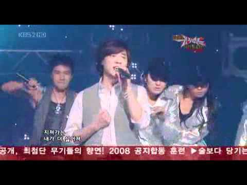 [Dongwan/Andy] special stage - propose+secret