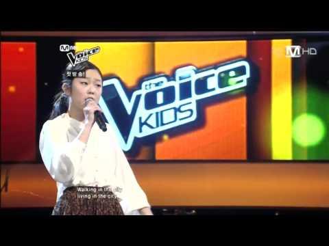 보이스 키즈 - [엠넷 보이스 키즈/Mnet The Voice Kids] 정은우(Jeong Eun Woo) - Brown City