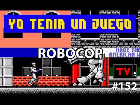 Yo Tenía Un Juego TV #152 - Robocop (Amiga)