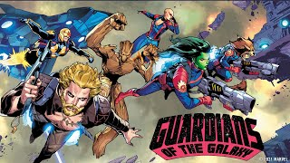 GUARDIANS OF THE GALAXY #13 Trailer | Marvel Comics