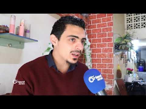 تنسيق الورد مهنة تعود إلى الأسواق في مدينة إدلب