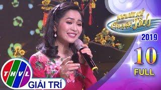 THVL   Người kể chuyện tình Mùa 3 - Tập 10 FULL: Nhạc sĩ Hoài An